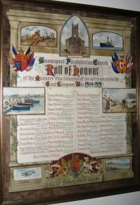 War Memorials 024 Groomsport Presby