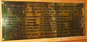 Carrowdore Presby Church FWW