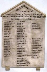 Donaghadee Masonic Hall