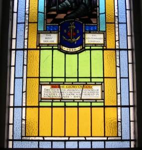Newtownards Regent Street Methodist SWW died 4